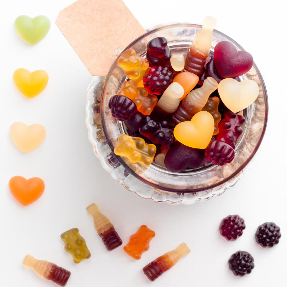 Fruchtgummi-Mix