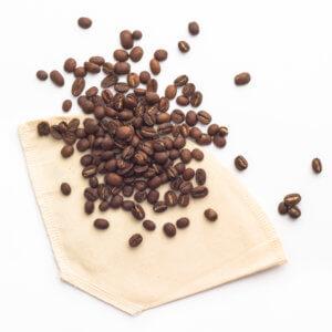Kaffeefilter aus Bio-Baumwolle
