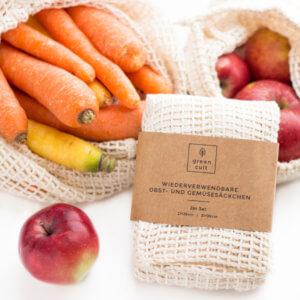 Obst- und Gemüsenetze