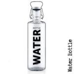 """Soulbottle mit Aufdruck """"Water Bottle"""""""