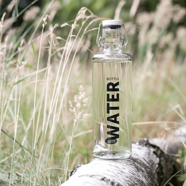 "Soulbottle mit Aufdruck ""Water Bottle"""