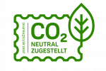 Logo - Post (CO2-neutral)